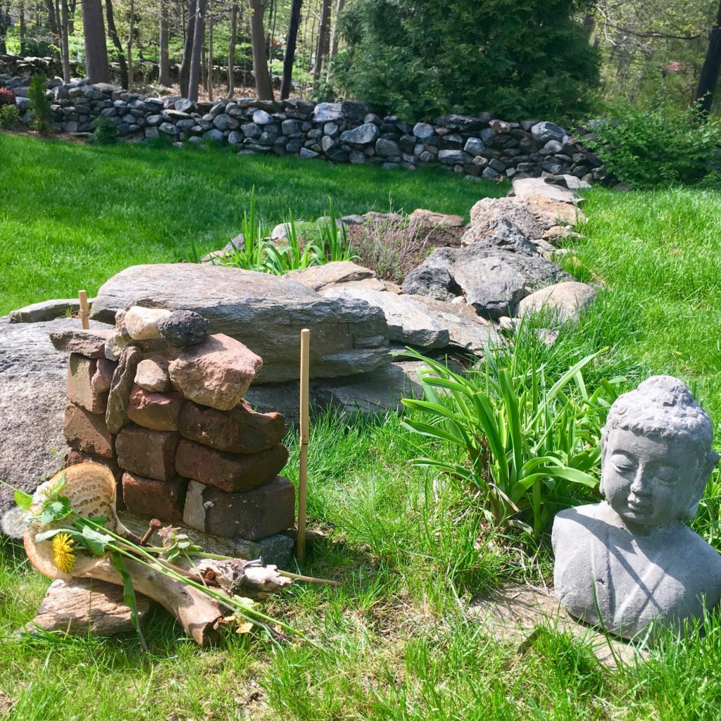 Personal Altar, Westport, Connecticut, USA